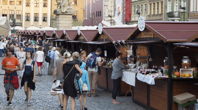 Festiwal Dobrego Smaku fot. Wojtek Lesiewicz