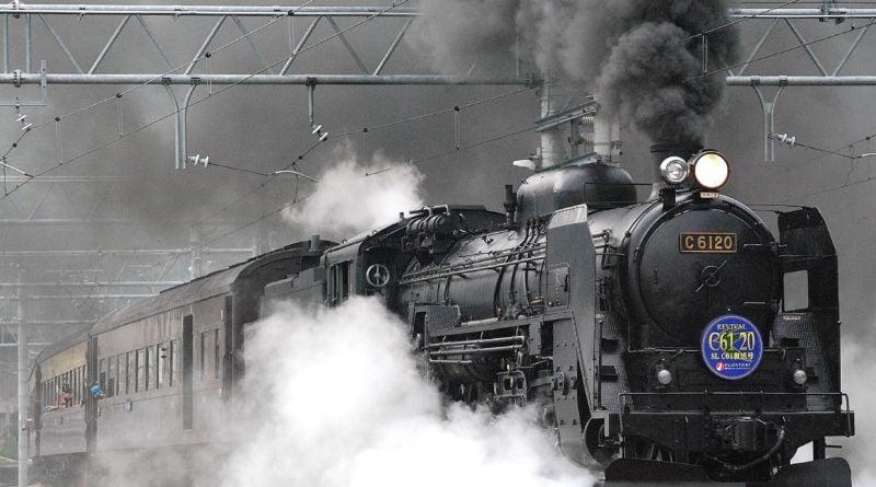 pierwszy pociąg w Poznaniu