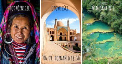 Podróżnicze opowieści w Meskalinie (Wietnam, Iran, Gwatemala)