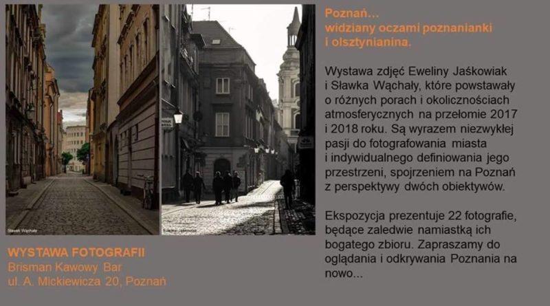 sławek ewelina 800x445 - Wystawa Fotografii Poznań z perspektywy dwóch obiektywów