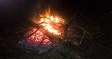 Dziady - ognisko ku czci przodków