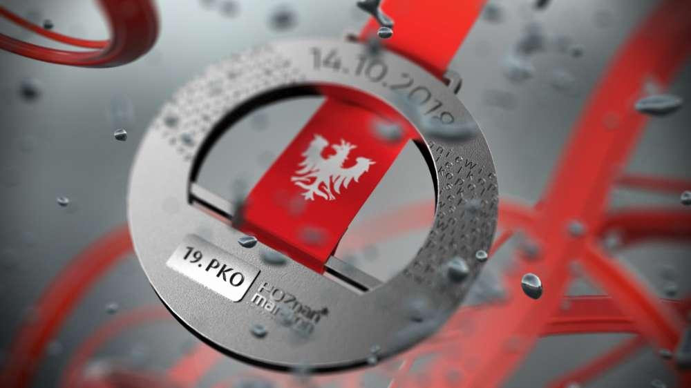 Za tydzień ruszy 19. PKO Poznań Maraton - utrudnienia w ruchu