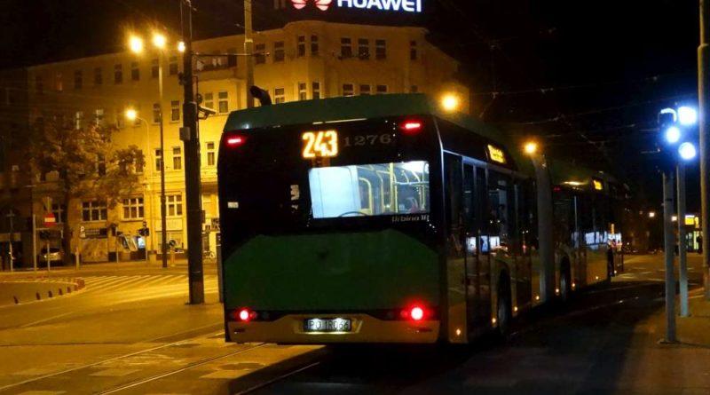 linia autobusowa