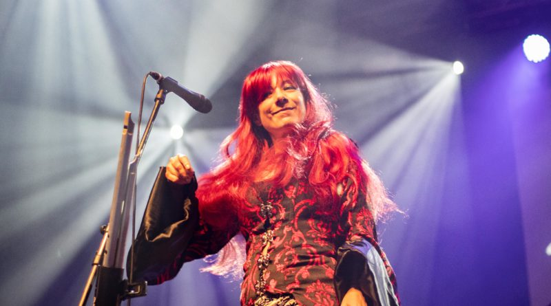 Doris Brendel 3 800x445 - Koncert FISH w Poznaniu - zdjęcia