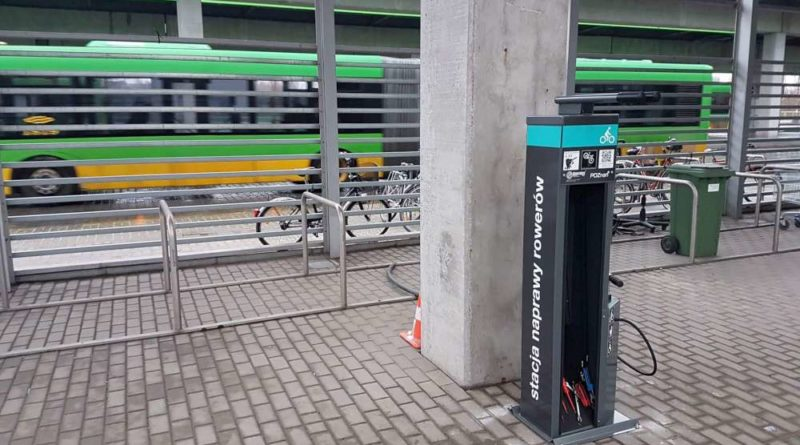 stacje rowerów