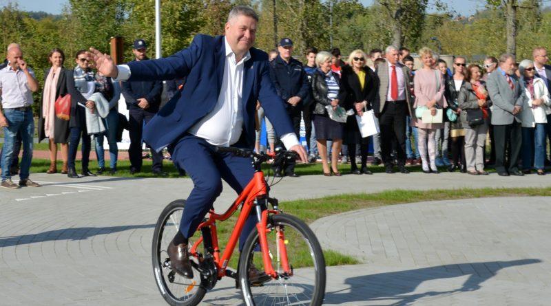 miasteczko rowerowe