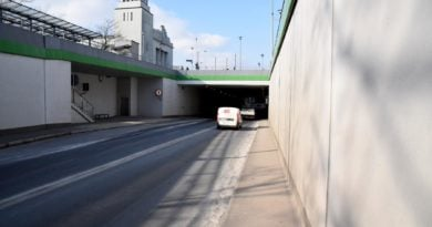 naprawa zatoki w tunelu na debcupic11016124968212116with ratio16 9 390x205 - Utrudnienia drogowe na Dębcu