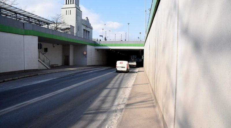 naprawa zatoki w tunelu na debcupic11016124968212116with ratio16 9 800x445 - Utrudnienia drogowe na Dębcu