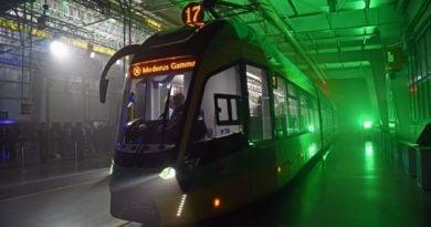 prezentacja poznanskiego moderusa gammapic11016124049209974with ratio16 9 390x205 - Tak będą wyglądały nowe tramwaje w Poznaniu