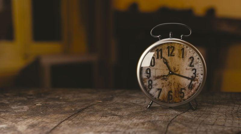 zmiana czasu