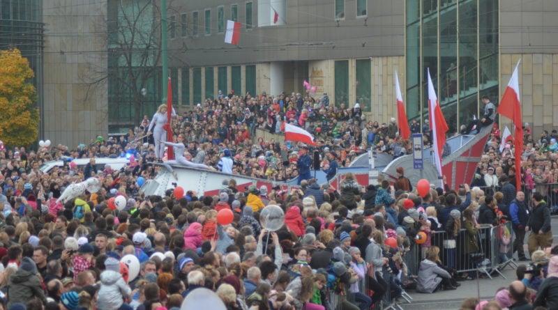 11 listopada 18 800x445 - Poznań świętuje z dwóch powodów - zdjęcia