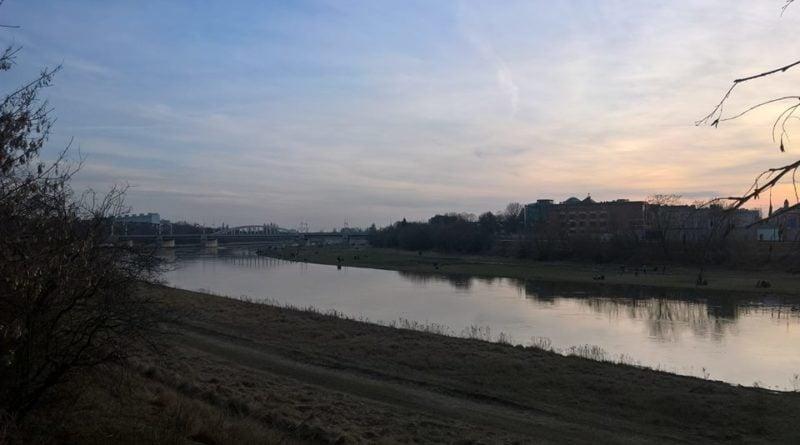 Warta w Poznaniu