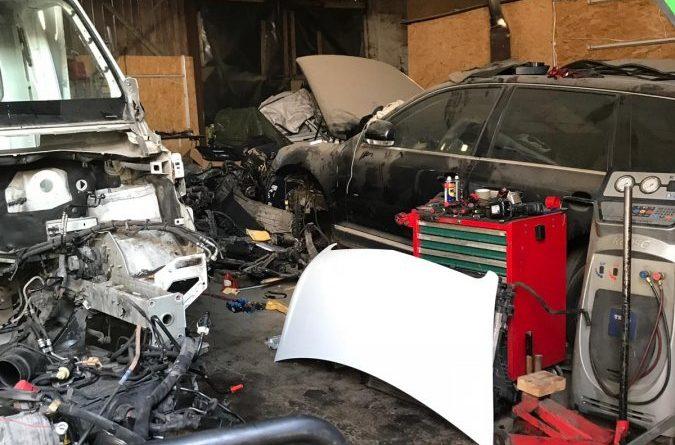 Policjanci odzyskali pojazd warty 120 tysięcy 1 1 675x445 - Policjanci odzyskali pojazd warty 120 tysięcy