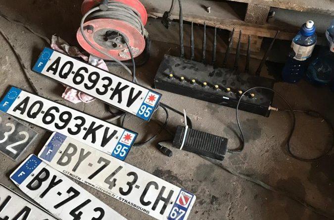 Policjanci odzyskali pojazd warty 120 tysięcy 2 675x445 - Policjanci odzyskali pojazd warty 120 tysięcy