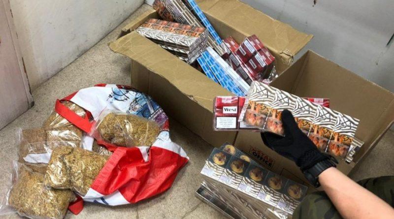 Policjanci zatrzymali towar warty 16 tysięcy złotych 3 800x445 - Policjanci zatrzymali towar warty 16 tysięcy złotych