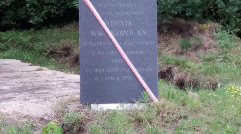 Pomnik wypędzonych Wielkopolan