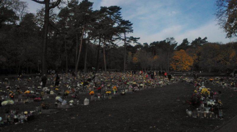 S  F468 800x445 - Miłostowo: korki wokół cmentarza