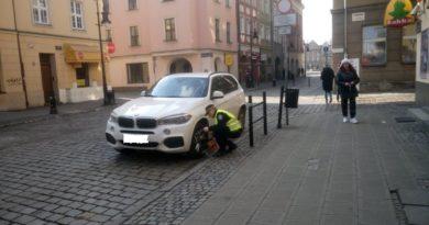 Straż Miejska 390x205 - Poznań: Mieszkańcy zasypują straż miejską donosami. O źle zaparkowanych samochodach