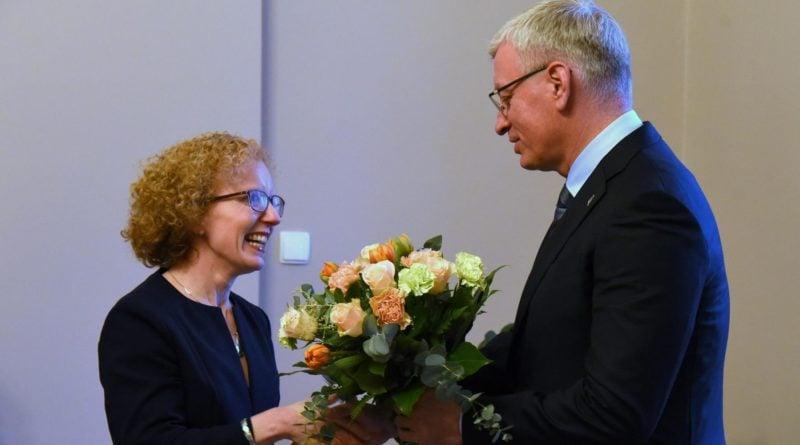 Ambasador Irlandii w Poznaniu