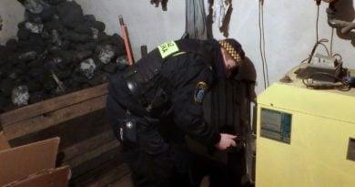 Eko Patrol podczas kontroli