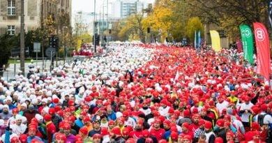 25 tysięcy osób wystartuje w Biegu Niepodległości