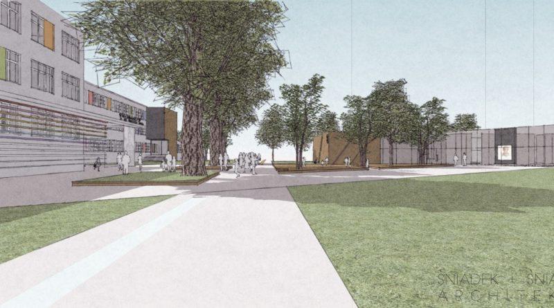 koncepcja rozbudowy szkoly opracowana przez sniadek sniadek architekcipic11016125304212970show2 800x445 - Szkoła na Podolanach będzie większa