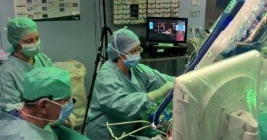 operacje na żywo