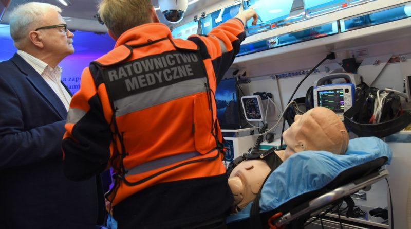 otwarto nowe centrum symulacji medycznejpic11016125445213381show2 800x445 - Centrum Symulacji Medycznej otwarte