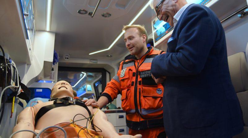 otwarto nowe centrum symulacji medycznejpic11016125445213382show2 800x445 - Centrum Symulacji Medycznej otwarte
