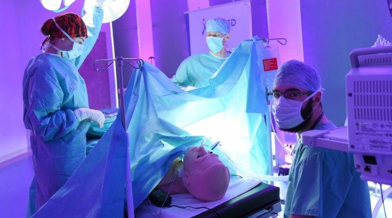 otwarto nowe centrum symulacji medycznejpic11016125445213387show2 800x445 - Centrum Symulacji Medycznej otwarte