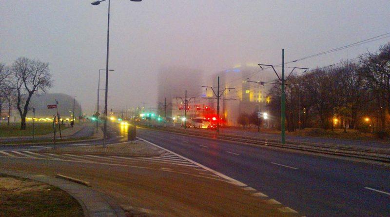 Smog nad Poznaniem