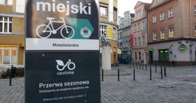 stacja rowerów miejskich