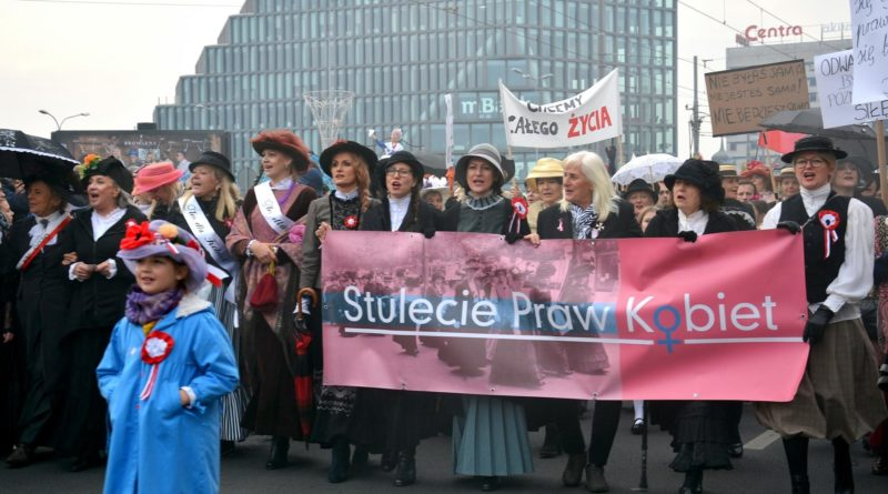 Stulecie praw kobiet