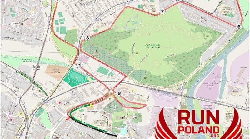 trasa biegu biepodlegloscipic11016125507213525show2 800x445 - Około 25 tysięcy osób wystartuje w Biegu Niepodległości