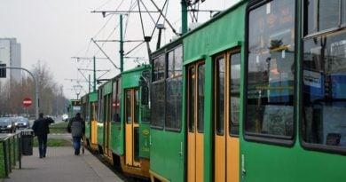MPK Poznań testuje dłuższe trwamwaje