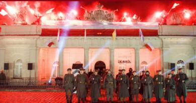 Powstanie Wielkopolskie - inscenizacja