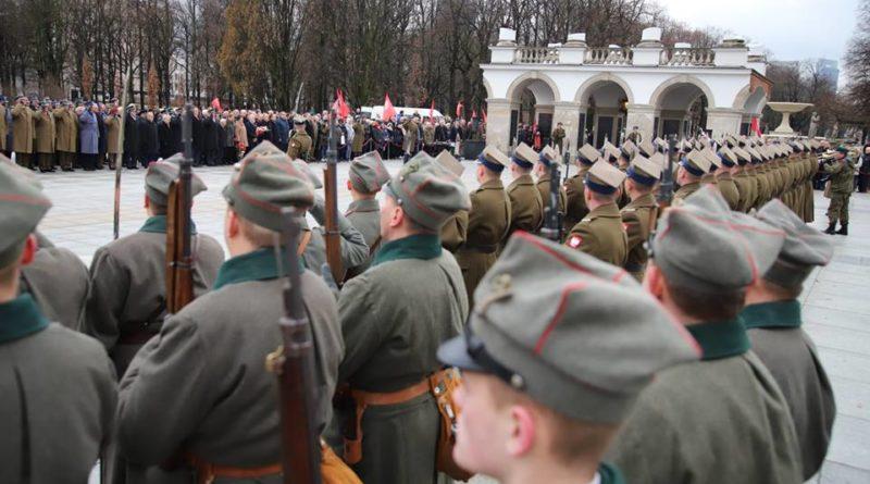 48430187 1152823581561674 1475510472370290688 n 800x445 - W Warszawie uczczono Powstanie Wielkopolskie