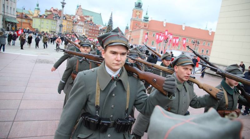 49348392 1152823641561668 7743822972376317952 n 800x445 - W Warszawie uczczono Powstanie Wielkopolskie