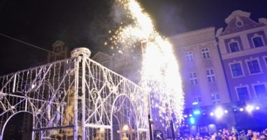 Poznań: Jaka będzie iluminacja świąteczna w tym roku?