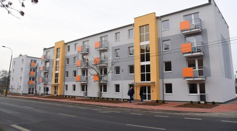 Nowe mieszkania komunalne na Zawadach