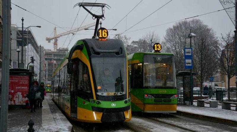 Od stycznia więcej kursów tramwajów w Poznaniu