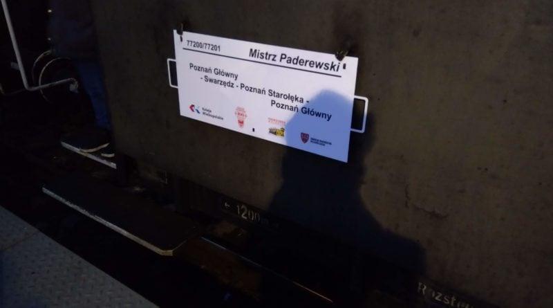 Paderewski przyjechał do Poznania