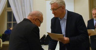 Prezydent spotkał się z przedstawicielami poznańskich rad osiedli