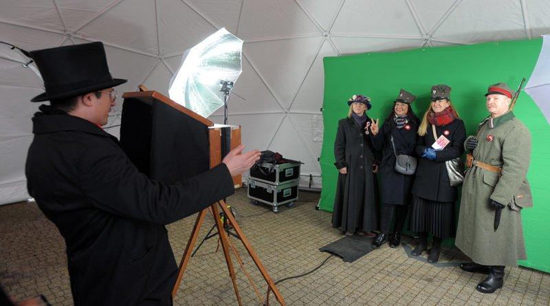 setna rocznica powstania wielkopolskiego fot. umww 209 800x445 - 100. rocznica wybuchu Powstania Wielkopolskiego