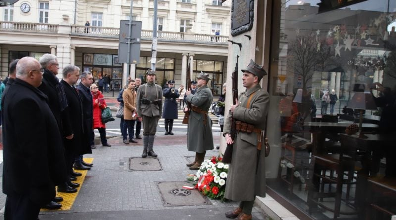 setna rocznica powstania wielkopolskiego fot. umww 23 800x445 - 100. rocznica wybuchu Powstania Wielkopolskiego