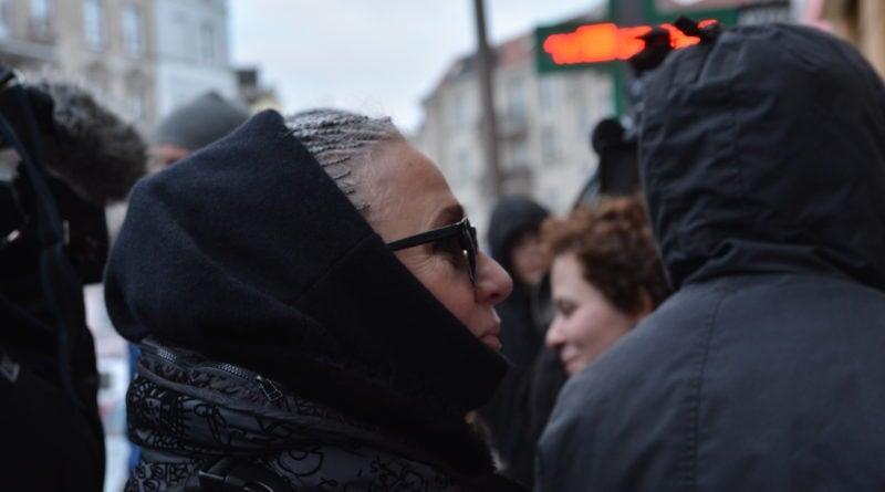 stanislaw michalkiewicz 19 800x445 - Stanisław Michalkiewicz w Poznaniu - protesty