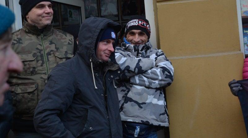 stanislaw michalkiewicz 2 800x445 - Stanisław Michalkiewicz w Poznaniu - protesty