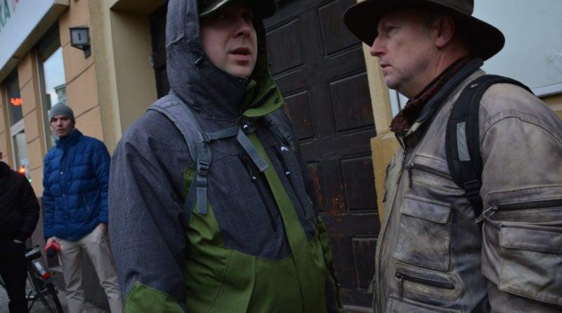 stanislaw michalkiewicz 20 800x445 - Stanisław Michalkiewicz w Poznaniu - protesty