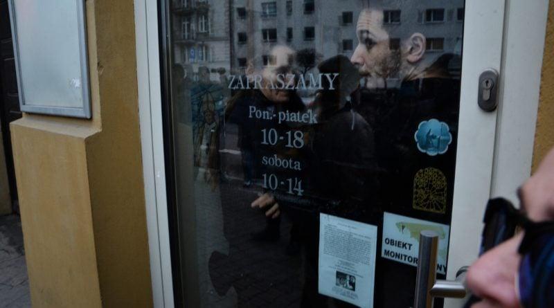 stanislaw michalkiewicz 21 800x445 - Stanisław Michalkiewicz w Poznaniu - protesty