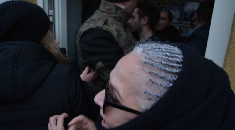 stanislaw michalkiewicz 24 800x445 - Stanisław Michalkiewicz w Poznaniu - protesty